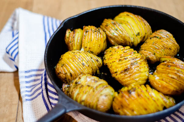 Perfecte aardappelen uit de oven