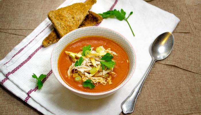 recept voor chinese tomatensoep