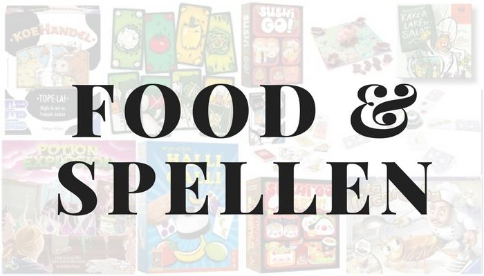food en spellen