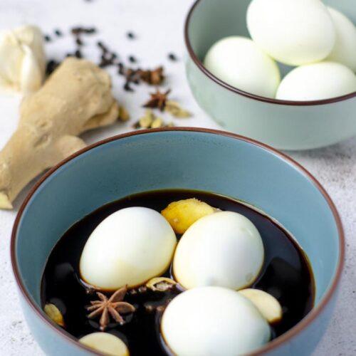 miso eieren