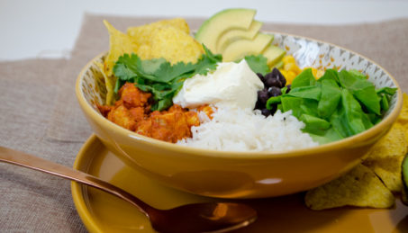 recept mexicaanse bowl