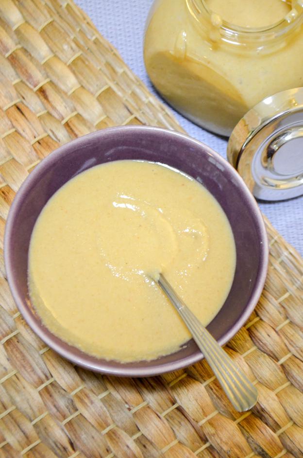 Zelf tahini maken (sesamzaadpasta)