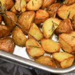 zo maak je krokante aardappelen